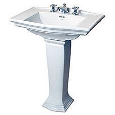 Traditional Bathroom Sinks by kallista.com