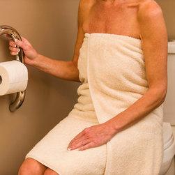 Invisia Toilet Roll Holder - Invisia Toilet Roll Holder
