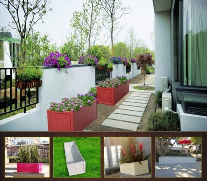 Modern Landscaping Stones And Pavers by Wellco Industries, Inc.