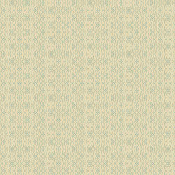 Seabrook - Nn4090 Trellis Contemporary Wallpaper - NN4090 from Kaleidoscope by Seabrook is a trellis, contemporary wallpaper in gold, blue.  Designed by York, this collections consists of vinyl coated, unpasted wallpapers.