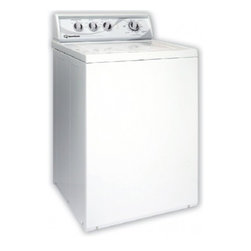 "Speed Queen - AWN542S 3.3 cu. ft. Capacity 25.63"" Top-Load Washer with 20 Wash Cycles  2 Speed - The Speed Queen AWN542S 33 Cu Ft stainless steel wash tub features 20 wash cycles to provide you with a huge variety of cleaning 2 speeds  472710 RPM spin speed and an automatic balancing system This washer will handle even the toughest stains and wi..."