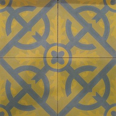 Santa Fe - 8x8 Cement Tile