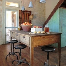 Eclectic Dining Room Farmhouse-Style Dining Inspiration Gallery | Apartment Therapy Los Angeles