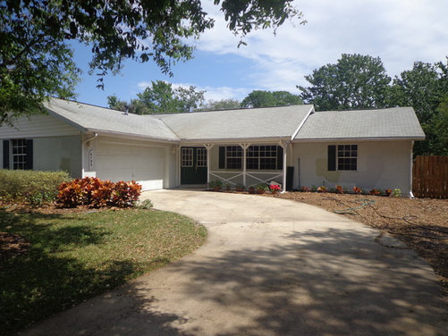 Exterior Paint Colors For A Ranch Style House