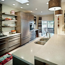 Contemporary Kitchen by Artisan Design & Finishing