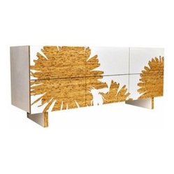 Iannone Design | Dandelion Graphic Dresser - Tall