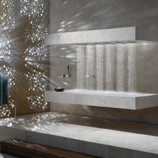 Contemporary  by Designer's Plumbing Studio