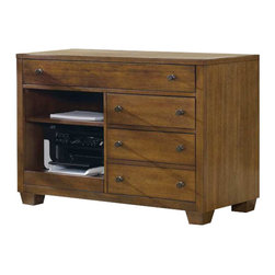 Hooker Furniture - Hooker Furniture Darden Utility File - Hooker Furniture - Filing Cabinets - 513310413 - Work smarter live better with functional stylish and comfortable home office furniture from Hooker Furniture. Since your work environment directly impacts the quality of your work surrounding yourself with beautiful and inspiring furnishings that help you be organized and productive is one of the best investments you can make and one that you will appreciate every day.