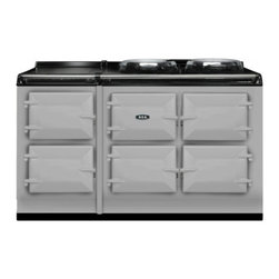 "AGA - ATC5PAS Total Control 59"" Electric Fuelled Cast Iron Cooker with 5 Radiant Heat - The new TC5 the latest model in the Total Control series brings you five large cast iron ovens two hotplates and a warming plate to deliver incredible capacity and flexibility TC5 have two ovens and a warming plate to the popular TC3 Imagine being ab..."