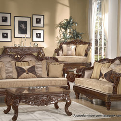 Traditional Sofa sets/Living room sets -