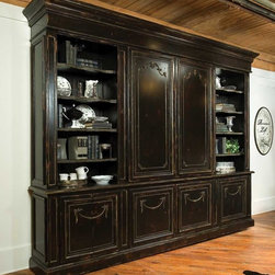 Habersham - Habersham Sevielle China Cabinet - It all started in the small North Georgia town of ...