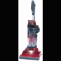 """Panasonic - Panasonic MC-UL915 """"Jet Force"""" Bagless Vacuum Cleaner, Metallic Red - Power Blast:"""