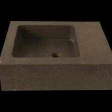Contemporary Bathroom Sinks by Lapicida Stone Group