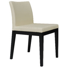 modern dining chairs and benches by Spacify Inc,