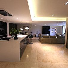 Contemporary Recessed Lighting by Asco Lights Ltd