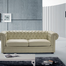 Traditional Love Seats by Beliani Furniture Outlet