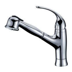 Dawn - Dawn AB50 3708C Single-Lever Kitchen Faucet Chrome - Dawn AB503708C Single-lever kitchen faucet, Chrome