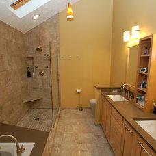 Bathroom by Hurst Design Build Remodeling
