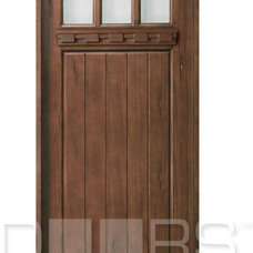 Traditional Front Doors by Doors For Builders Inc