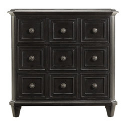 Stanley Furniture - Archipelago Cariso Bachelor's Chest - Negril Finish - Asian-influenced rooms or tropical d��_cor, the Cariso Bachelor's Chest comfortably abides in both. Deceptively simple in design, the piece lets the molding detail on the drawers and the cone-shaped feet serve as the main embellishment. With three drawers, the chest is the ideal companion for the bedside, when a touch more storage is needed. Made to order in America.