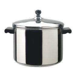 Farberware Cookware - Farberware Classic 8-Quart Stock Pot Stainless Steel - Farberware Classic 8-Quart Stock Pot Stainless Steel Classic. This item cannot be shipped to APO/FPO addresses. Please accept our apologies.