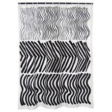 Modern Shower Curtains by FinnStyle