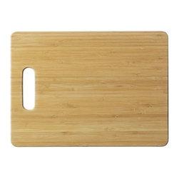 Bamboo Studio - Bamboo Studio Large Original Cutting Board - Made from 100% natural aged bamboo wood.