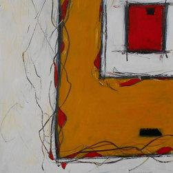 Artist Christi M. Dreese Paintings - Interconnection Series