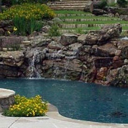 Swimming Pools and Water Features -