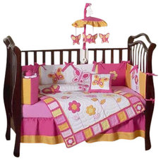 Contemporary Kids Bedding by Tiny Totties