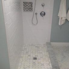 Modern Bathroom by Fresh Interiors
