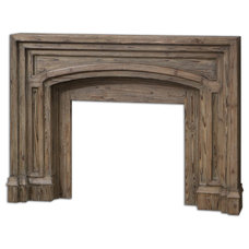 Traditional Fireplace Mantels by Fratantoni Lifestyles