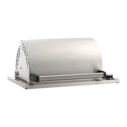 Fire Magic - Regal I 34S2S1PA Countertop LP Grill with Rotisserie Backburner - Regal I Countertop Grill with Rotisserie Backburner