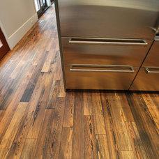 Modern Hardwood Flooring by reSAWN TIMBER co.