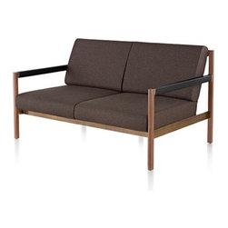 Herman Miller - Brabo™ Settee | Herman Miller - Design by Vincent Van Duysen for Geiger.