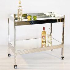 Modern Bar Carts by Candelabra