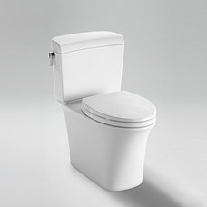 Contemporary Toilets by TOTO