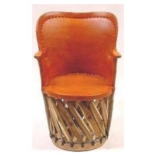 Amazon.com: Equipal Furniture Equipale Mexican Leather Furniture Chairs: Home &