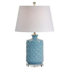 table lamps by The Well Appointed House