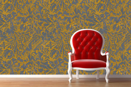 Wallpaper by Accent Wall Customs