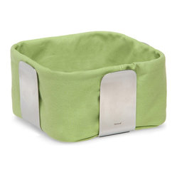 Desa Bread Basket, Large, Green