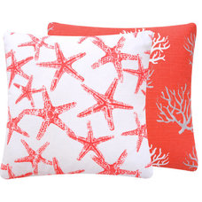 Tropical Decorative Pillows by Chloe and Olive LLC
