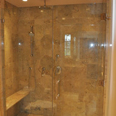 Contemporary Showerheads And Body Sprays by Arvizu Contracting