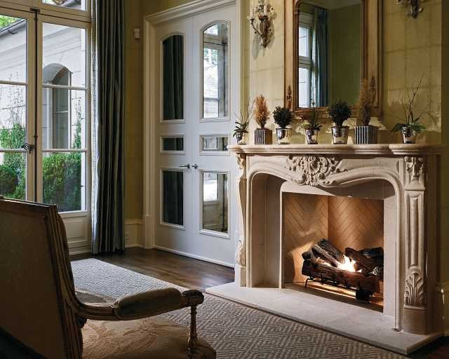 Fireplaces by Francois & Co
