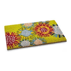 Bloom Doormat - This one is perfect for setting the summer vibe on your back deck.
