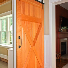 Craftsman Hall by Real Sliding Hardware