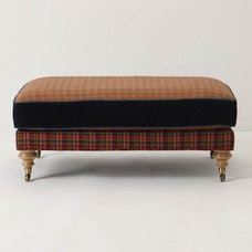 Eclectic Footstools And Ottomans by Anthropologie