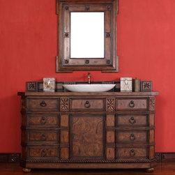 "60"" Regent Single Bath Vanity -"