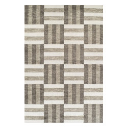 "Dalyn - Dalyn Omega OM625PE Pewter 9'6"" x 13'2"" Area Rugs - Dalyn Omega OM625PE Pewter 9'6"" x 13'2"" Area Rugs"