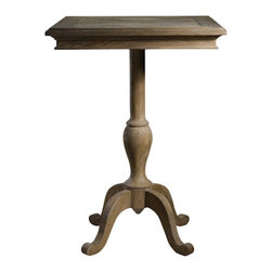 Curations Limited - Chateau Belvedere Bar Table -